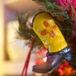 New Mexico Christmas Ornament