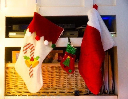 RV Christmas Stockings