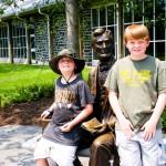 Abraham Lincoln Statue Gettysburg