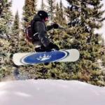 Brent Jump Snowboard
