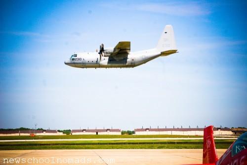 C71 Transport Plane