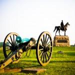 Civil War Canon Gettysburg PA