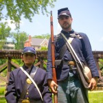 Civil War Soldiers Harpers Ferry