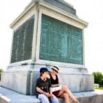 Doing Jr Rangers Antietam National Battlefield