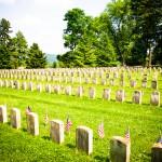 Graves Gettysburg National Military Park