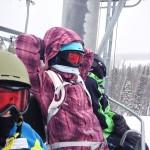Lift Ride Breck