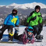 Mama Bear and Cubs Snowboarder Epic Mix
