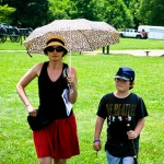 Mother and Son Antietam National Battlefield