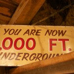 One Thousand Feet Underground CO