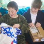 Opening Presents 2012