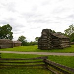 Reconstructed Redoubt Valley Forge