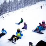 Ski School Black