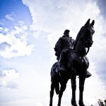 Stonewall Jackson Statue Battle of Bull Run VA