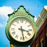 Town of Sharpsburg Clock