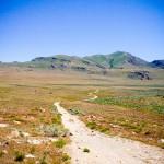Trail Antelope Island UT