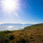 Adventures on Antelope Island