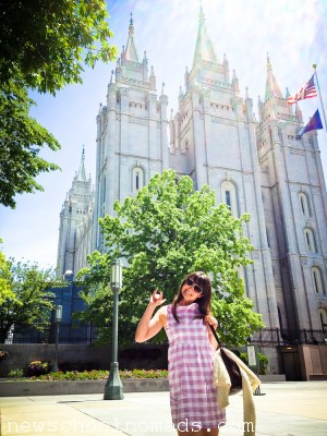 Temple Square Salt Lake City UT