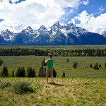 Stopped in Our Tracks at Grand Tetons National Park