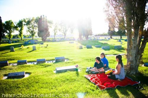 Cemetery Picnic ID