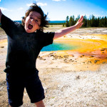 Fun in Yellowstone