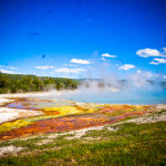 Springs Yellowstone