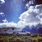 RV Grand Teton National Park IG