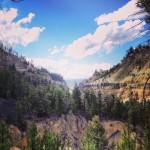 Yellowstone Canyon IG