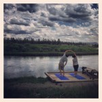 Yoga Yellowstone WY