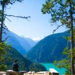 Beautiful North Cascades NP WA