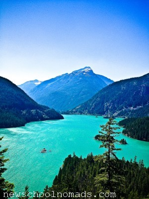 Cascade National Park WA