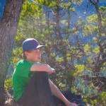 Contemplating Life North Cascades National Park WA