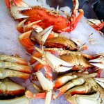 Fish Market Crabs Seattle WA