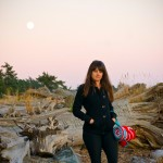 Jenn Under Full Moon WA