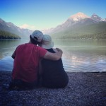 Love in Glacier NP