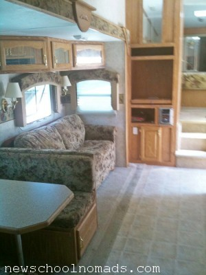 RV Before Bedroom