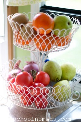 RV Fruit Basket