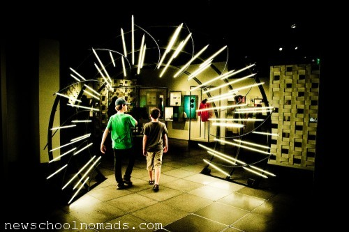 Boys EMP Musuem Seattle WA