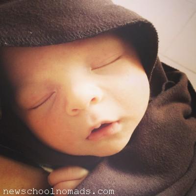Baby Jedi Week 4