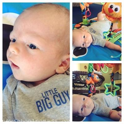 Little Big Guy Week 4