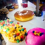 Captain Crunch and Bubblegum Doughnuts OR