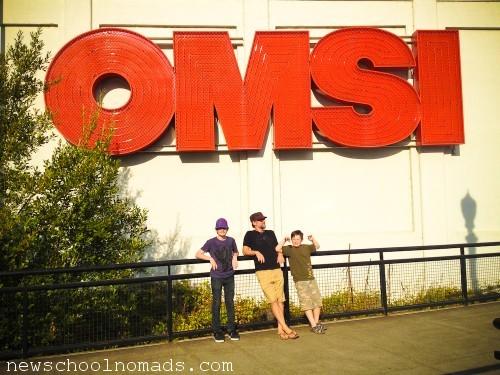 OMSI Museum Portland OR