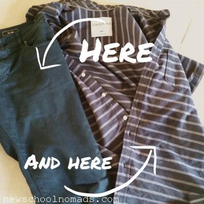 Pee shirt week 5