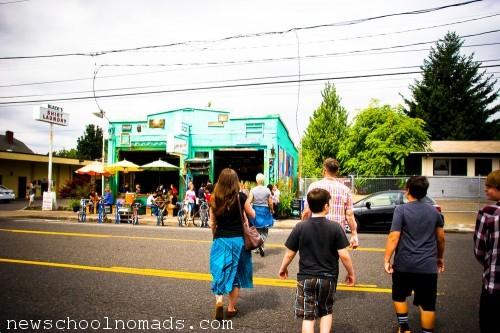 Por Que No Portland Walking OR