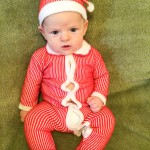 Christmas in July with Thing 3 – Week 11