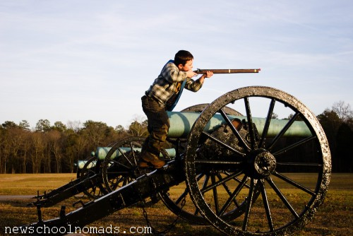 Thing 2 Cannon Chickamauga GA