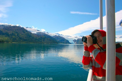 Thing 2 Glacier Cruise Alaska