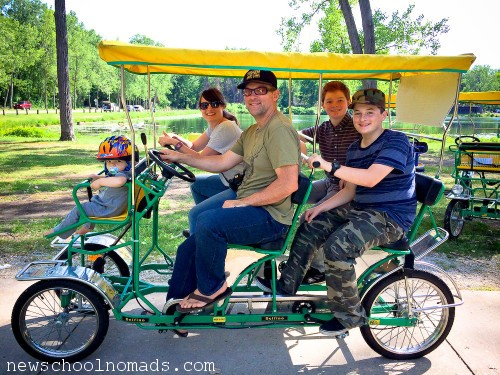 Presque Isle Family Bikes OH