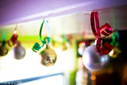 Decorate RV for Christmas