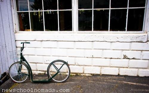 Amish Bike PA