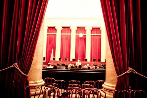 Inside Supreme Court DC